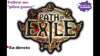 Vídeo Path of Exile