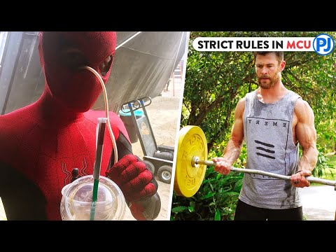"""Rules Actors Have To Follow in Marvel """"MCU"""" - PJ Explained - 동영상"""