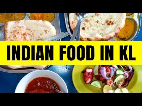 Indian Food in Kuala Lumpur, Malaysia