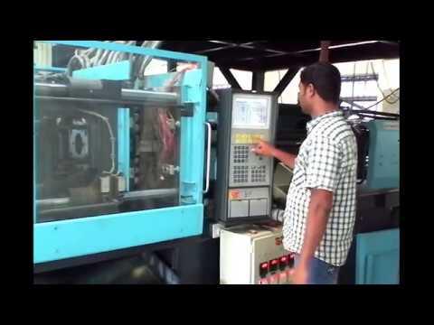 pet preform injection moulding machine L&T