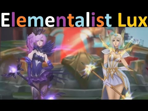 how to get elemental lux