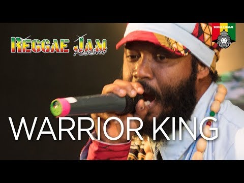 Warrior King Live at Reggae Jam 2017