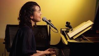 2014.6.6 四谷天窓comfortにて。 「泣いていいよ」作詞・作曲 大藤史 女...