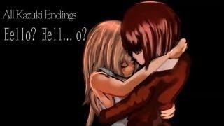 Hello? Hell...o?   All Endings   Kazuki  