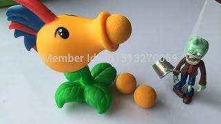 игрушка,растения против зомби с сайта ebay