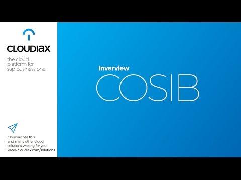 Interview Hans-Christian Sirries Cosib GmH, Germany