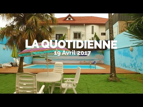 Cameroon Top Model - La Quotidienne du 19/04/2017