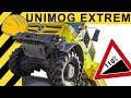 UNFASSBAR! 110% STEIGUNG im SELBSTVERSUCH | UNIMOG TEST EXTREM