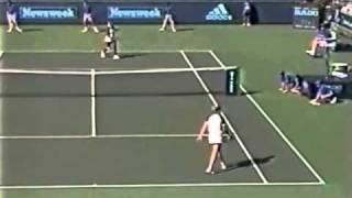 Serena Williams vs Steffi Graf 1999 Indian Wells Highlights