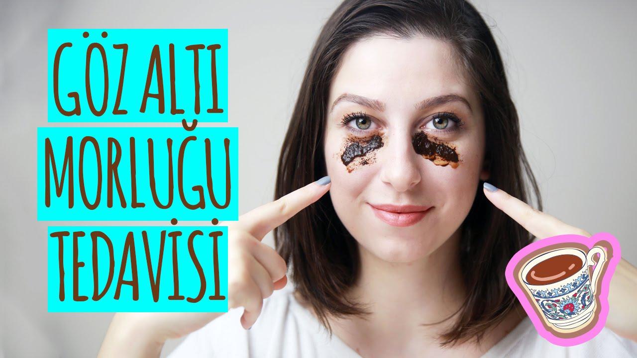 Doğal göz altı maskesi nasıl yapılır