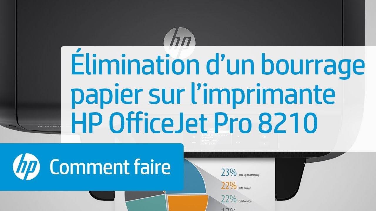 201 Limination D Un Bourrage Papier Sur L Imprimante Hp