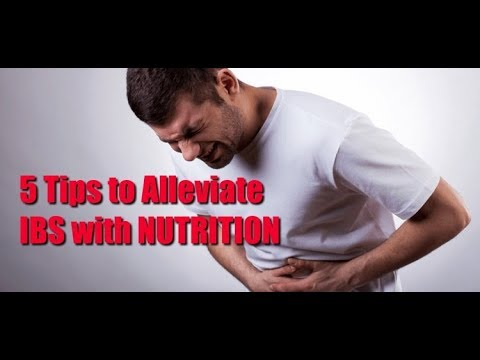 5-tips-to-alleviate-ibs-with-diet-|-irritable-bowel-syndrome