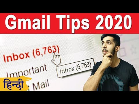 15 Useful Gmail Tips And Tricks In Hindi (2019) || Secret Gmail Tips (Automatic Reply, Read Receipt)