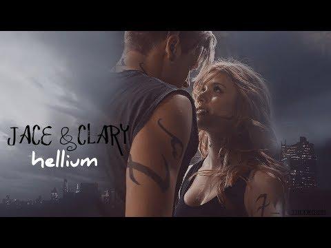 Jace & Clary |