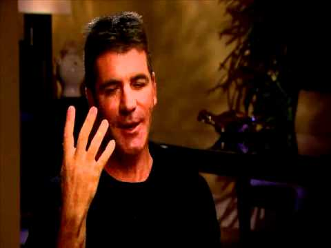 THE X FACTOR: Simon Cowell Talks About His Relationship With Paula Abdul And Those