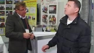 Мобильные комбикормовые заводы на выставке ЮГАГРО