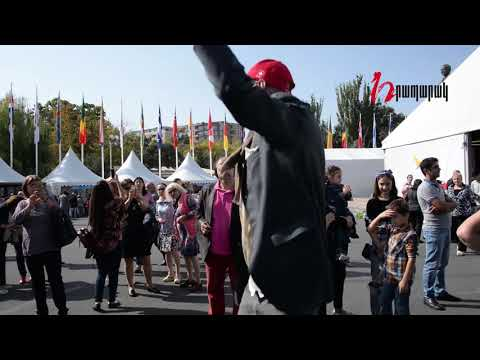 Ինչպես է սիցիլիացի «Դոն» Կորլեոնեն պարում Յարխուշտայի ներքո․