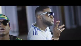 Skales - Fire Waist  ft. Harmonize ( Official Video )