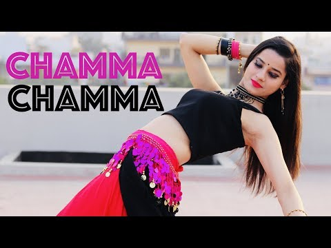 Chamma Chamma - Fraud Saiyaan Dance Cover By KANISHKA TALENT HUB | Neha Kakkar | Ikka
