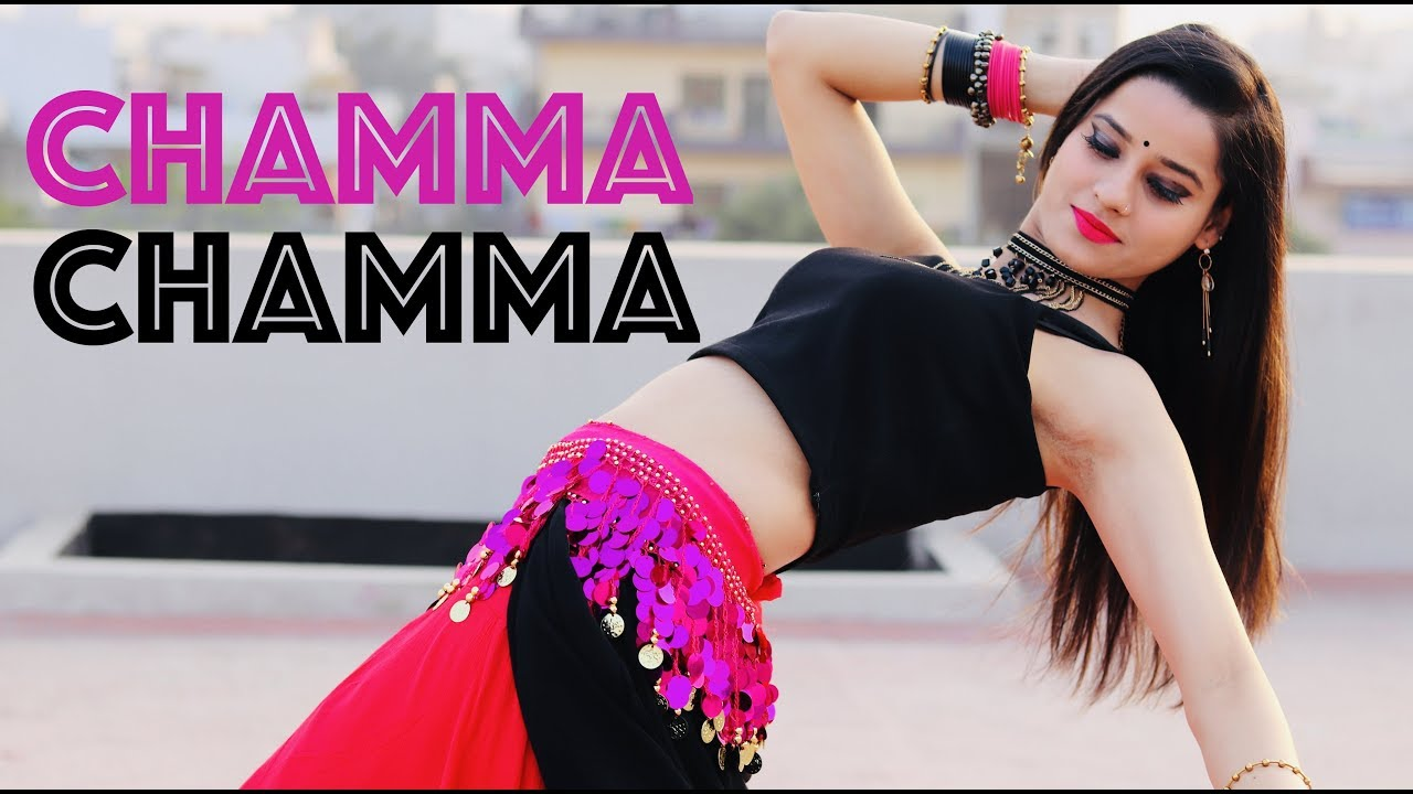 Chamma Chamma - Fraud Saiyaan Dance cover by KANISHKA TALENT HUB | Neha Kakkar | Ikka