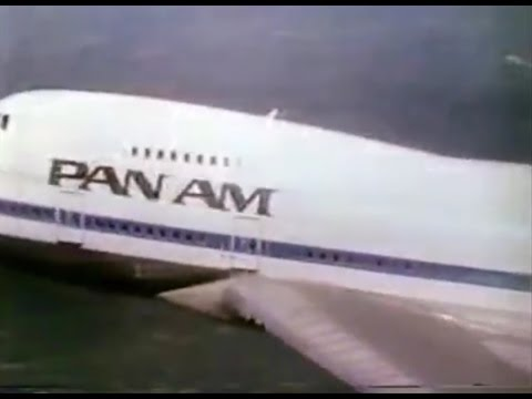 1981 Pan Am commercial. Say Hello!