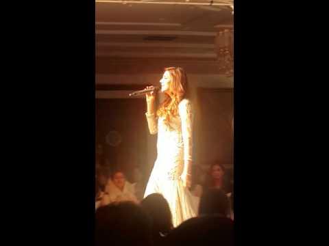 Fiza Ali performance at #PearlContinental #Rawalpindi