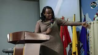 """Pastor Julienne KABANDA yigisha """"UMUSORE UNEZEZA UMUTIMA W' IMANA"""""""