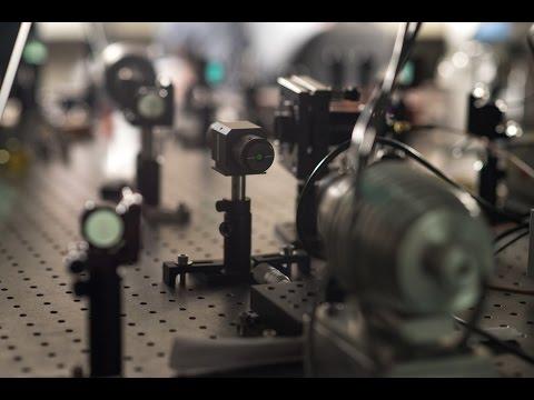 O'Leary Quantum Physics Lab Profile