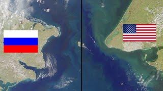 las fronteras más raras del mundo