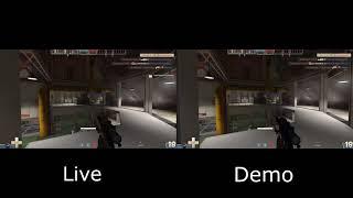 [TF2] Live recording vs. Demo recording