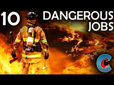 10 Most Dangerous Jobs In The World