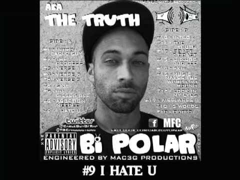 THE CABLE GUY OF RAP - BI POLAR - #09 I HATE U