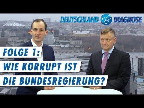 Wie korrupt ist unsere Regierung? - Deutschland Diagnose Folge 1