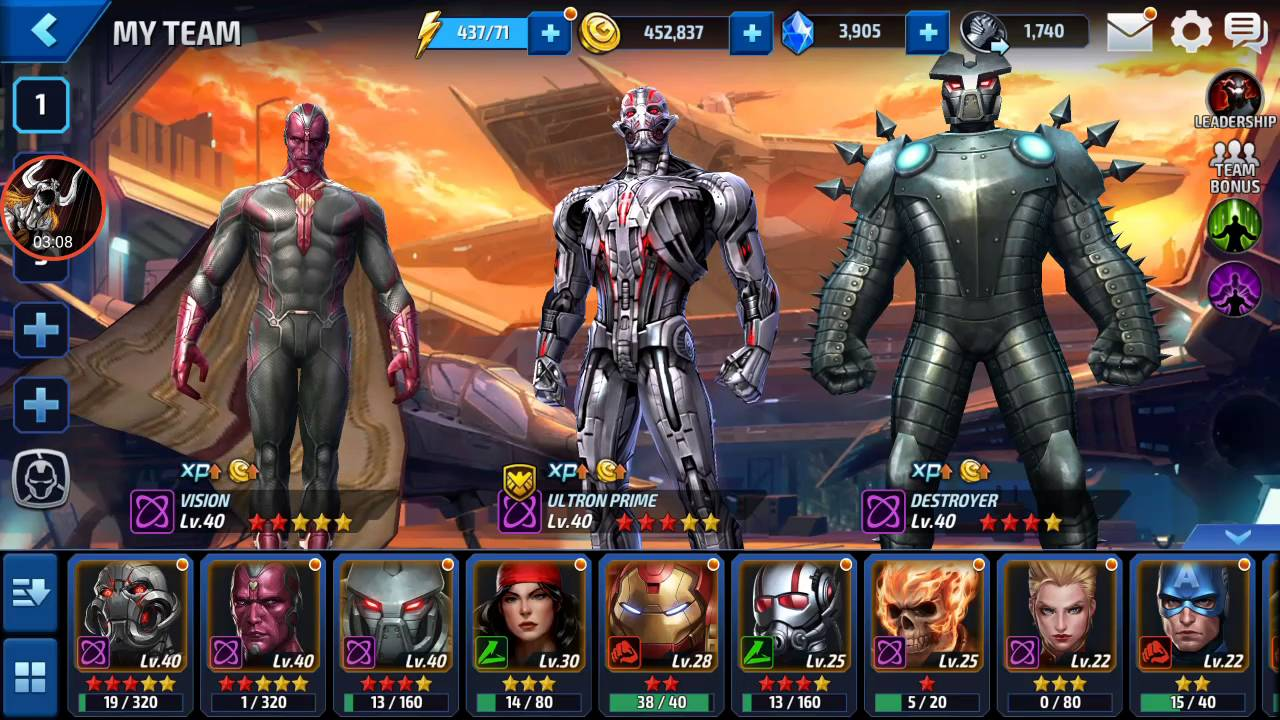 Marvel Future Fight - CARNAGE Obtained!!! - YouTube