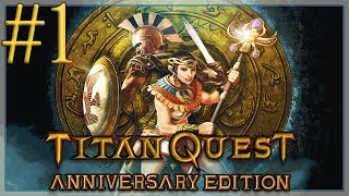 Titan Quest Anniversary Edition // Lilith Mod Multiplayer with 5TEV3N5 // Ep. 1 -