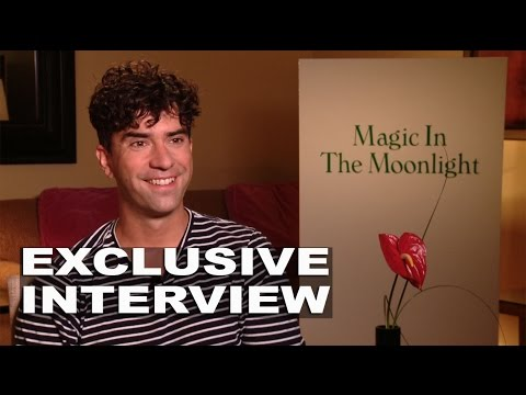 Magic In The Moonlight: Hamish Linklater Exclusive