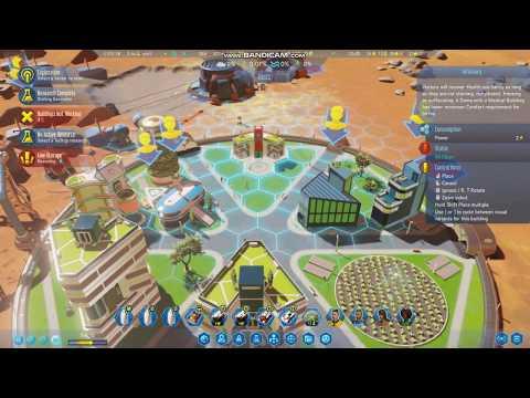 SURVIVING MARS GAME - GAMEPLAY PC  