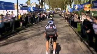 París-Roubaix 2011 (Winner - Johann Van Summeren) Last Km