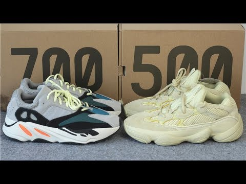 Perfectkicks Adidas Yeezy Boost 700 Vs Yeezy 500 Blush Supermoon