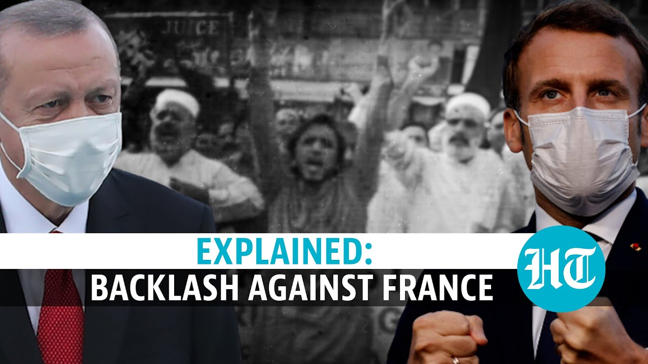 Explained: Why French President Macron is facing uproar over comment on Islam