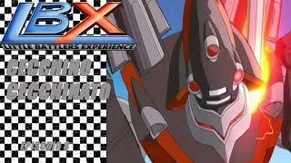 CECCHINO CECCHINATO - LBX: Little Battlers Experience - Episodio 8