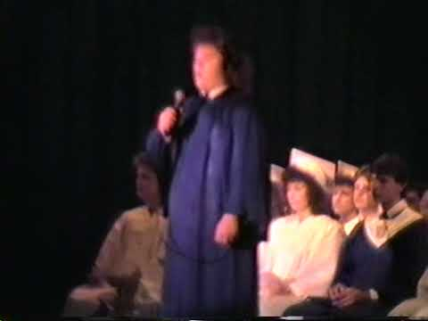 1989 Windber Area High School Commencement