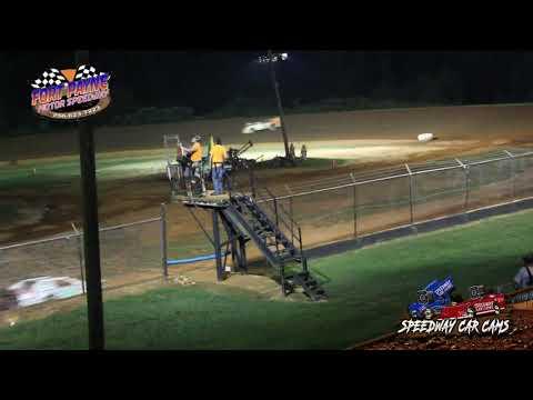 A-Hobby Race - 8-11-18 Fort Payne Motor Speedway