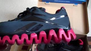 Reebok ZigPulse Training Shoe Black/Red