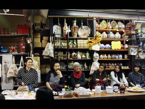 Tough Times: Chinatown Women and the Struggle to Build Community