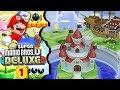 Super Mario Bros U Deluxe ITA - PEACH È STATA RAPITA! [EPISODIO 1]