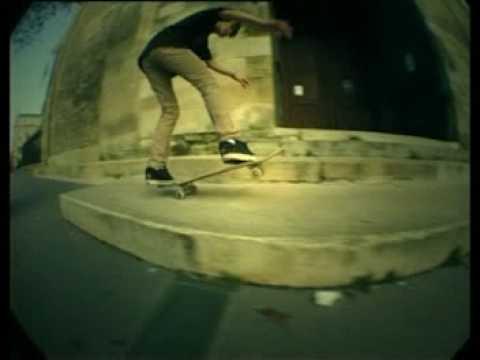 trauma skateboards - flou team