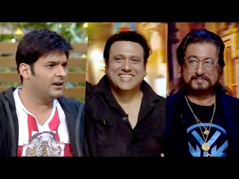 The Kapil Sharma show | Episode 84 | Govinda's secrets REVEALED |  25 Feb 2017