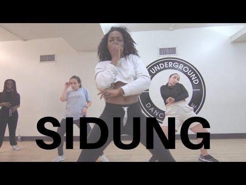 SIDUNG - KRANIUM   DANCE CLASS @BIZZYBOOM