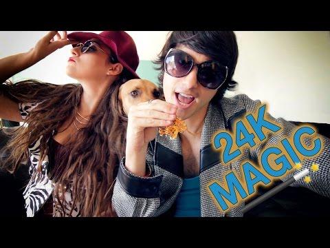 Bruno Mars - 24K Magic - (Future Sunsets &...